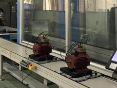 宜科Q80U超高频RFID读写头在电机智能装配线的应用