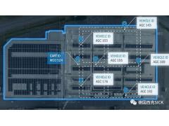 全新室内定位系统 | 针对复杂物流网络的解决方案