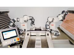防摔神器!YuMi机器人自动化生产手机支架