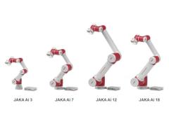 """用""""智慧工厂""""""""5G+""""等关键词解读慕尼黑华南电子展中的节卡机器人"""