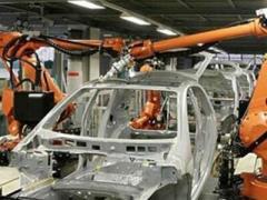 工业机器人助力汽车生产全过程