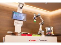 UR+ | 佳能与优傲机器人合作,全面进军机器人视觉市场