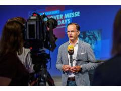 2021 德国汉诺威工业博览会丨纯数字形式,打开新世界!