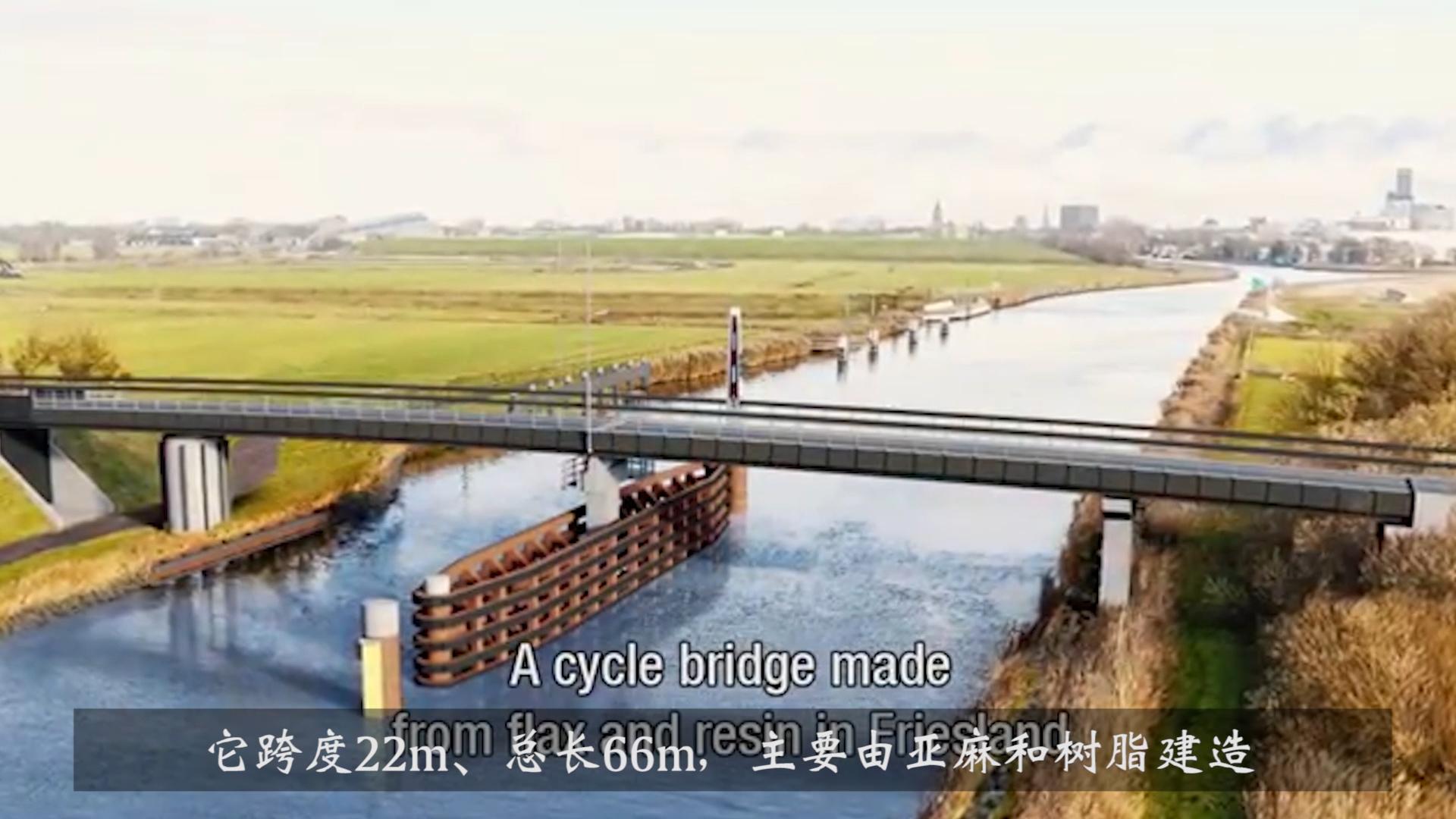 【弗戈工业趣闻】百年后即降解的生物复合材料桥