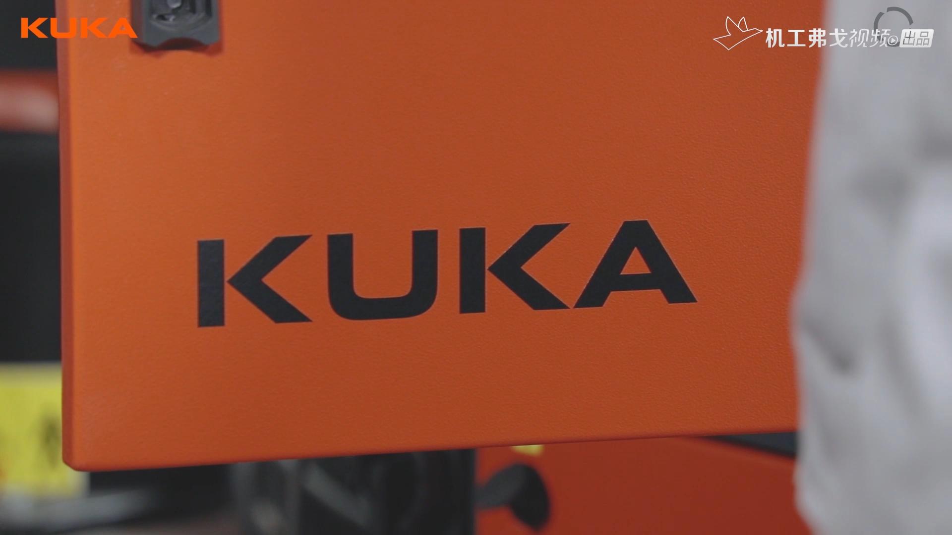 【企业案例采写】库卡机器人自动凸焊应用解决方案