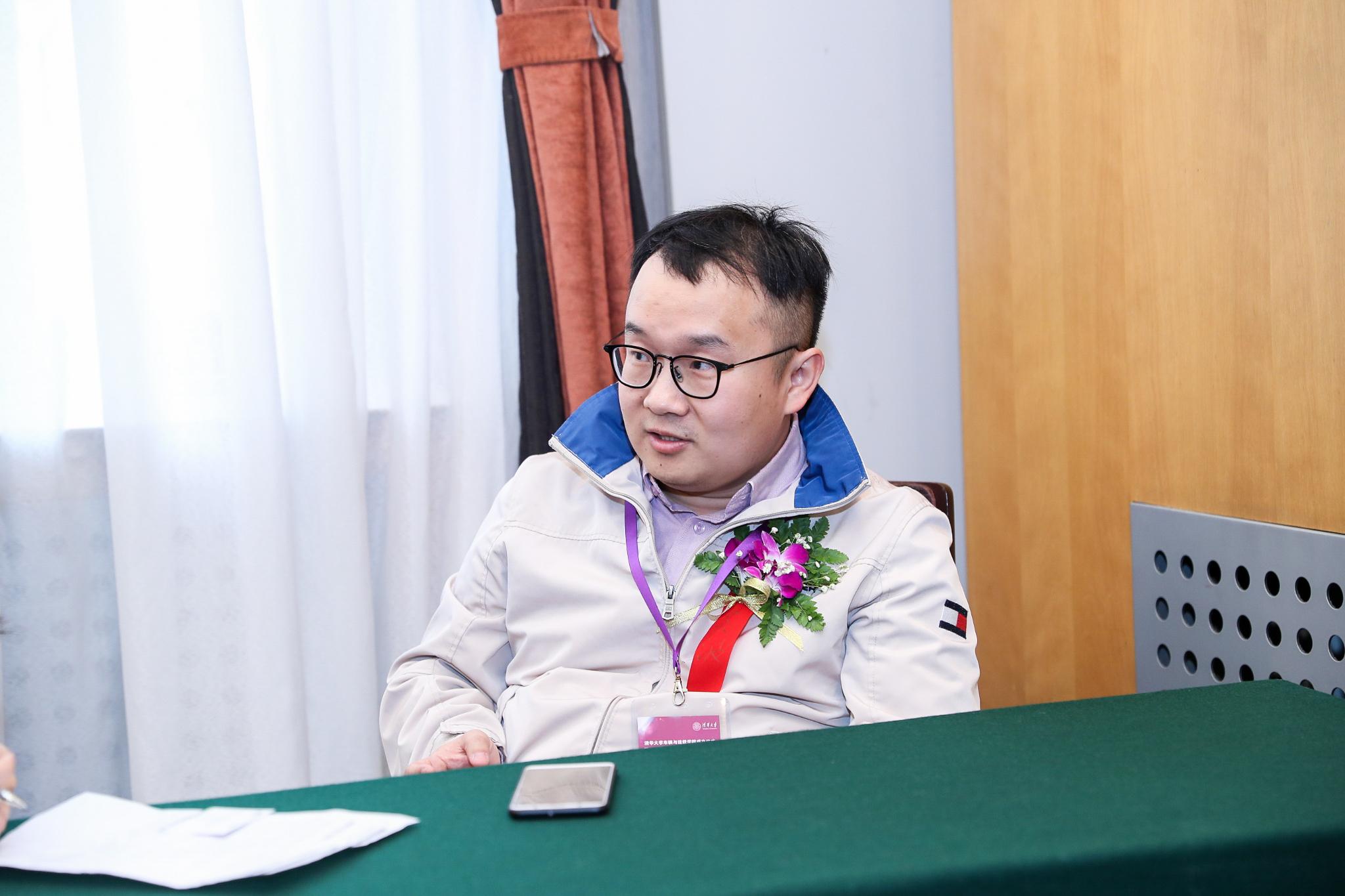 精进电动技术总监吴波先生