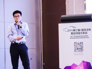 索尔维特种聚合物汽车行业中国区业务发展经理潘禹先生