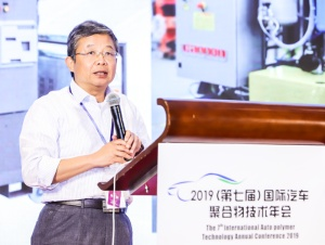 康隆远东北京代表处首席代表兼业务经理薛健先生