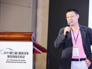 浙江律通复合材料有限公司总经理何驾涛先生